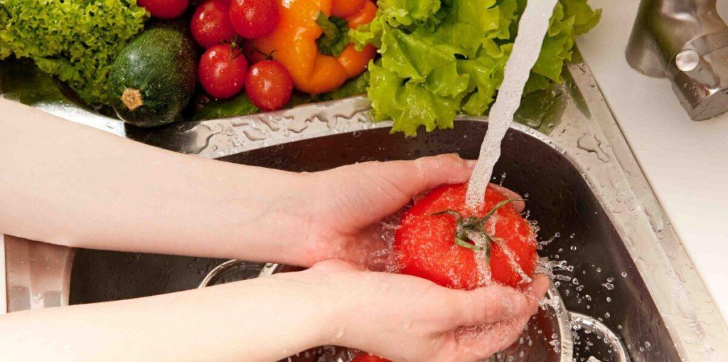 ozono contribuye en el desarrollo de la higiene alimentaria