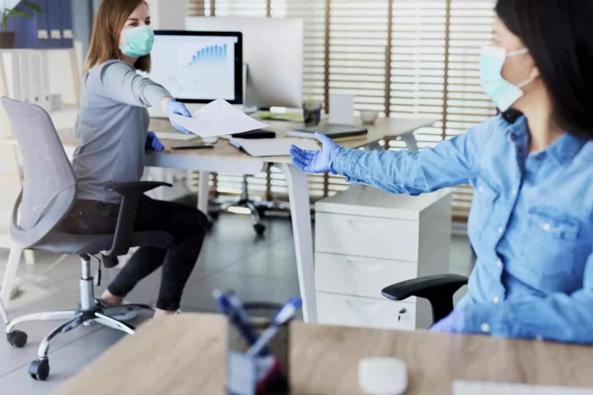 Cuida a tus empleados desinfectando con ozono