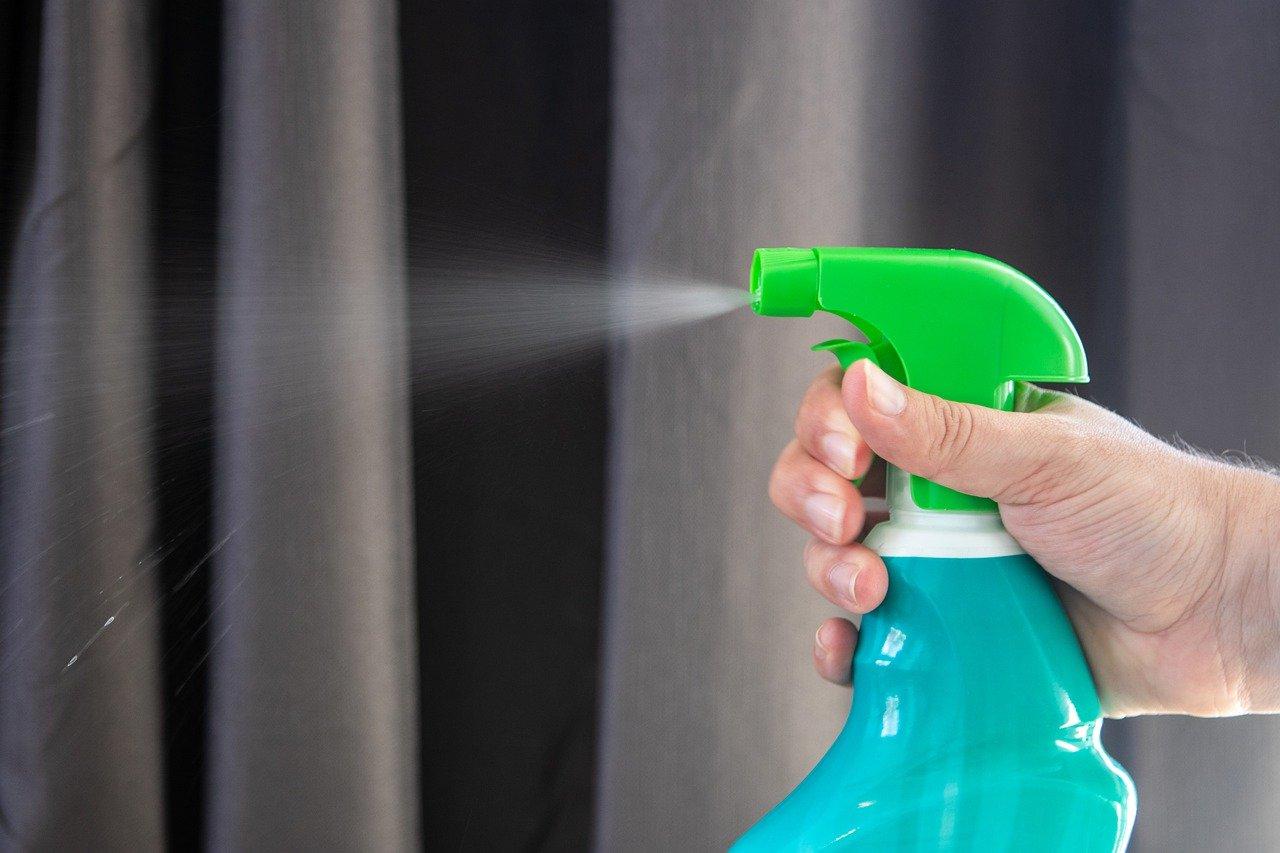 Cómo desinfectar tu hogar correctamente