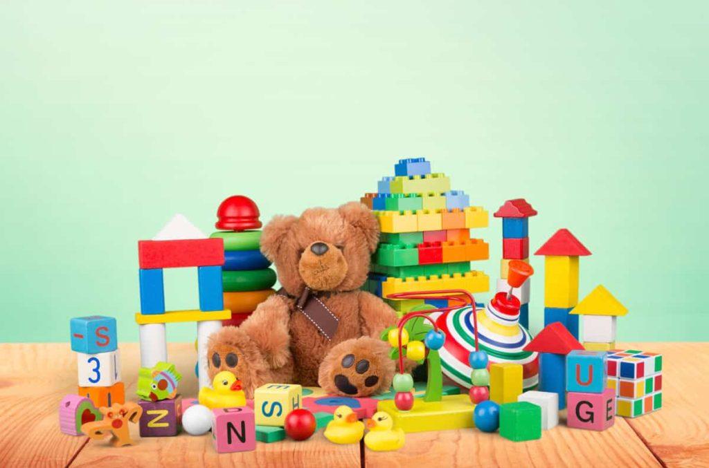 desinfecta con ozono los juguetes de tu bebe