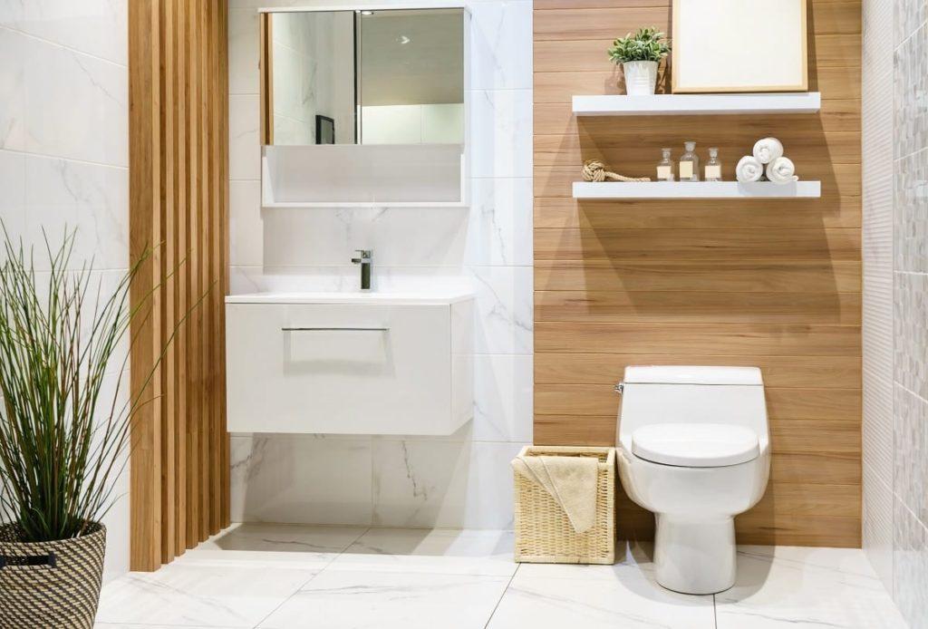 purificador de aire para los baños del hogar