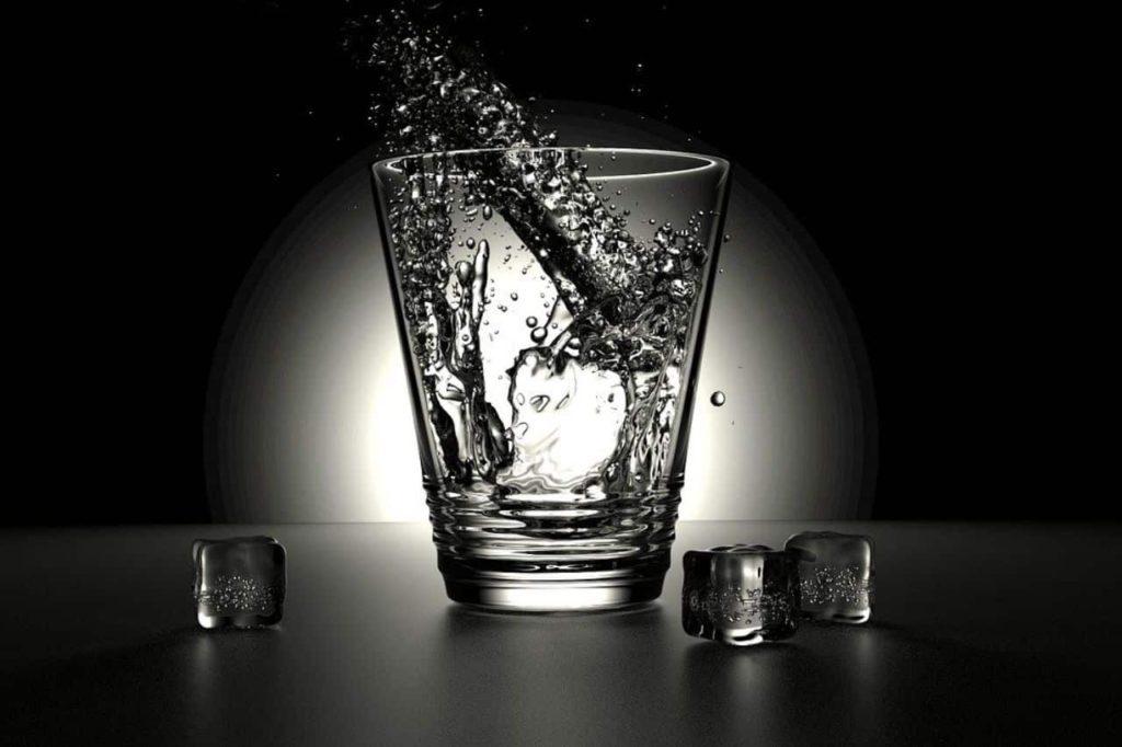 tiempo puede durar el ozono en el agua y los alimentos